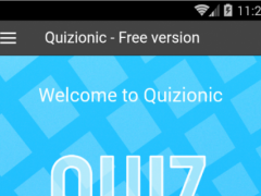 Quizionic 1.4.4 - Demo App 1.4.4 Screenshot