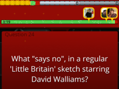 QuizTix: BBC Comedy Genius - TV Trivia Quiz Game 2.00.09 Screenshot
