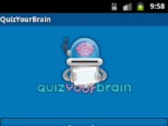 QuizYourBrain Pro 1.2.27 Screenshot