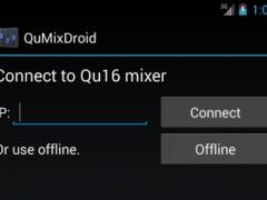 QuMixDroid 0.0.2 Screenshot