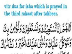 Qunoot for isha prayer 1 2 Free Download