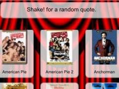 Quotables: Movie Quotes Soundboard 3.6 Screenshot