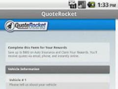 Quote Rocket Insurance 1.0.2 Screenshot