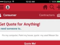 QuoteME! 1.1 Screenshot