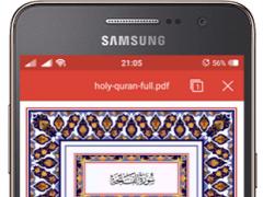 Quran Mp3 full 1.4.0 Screenshot