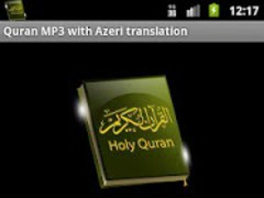 Quran MP3 With Azeri 2.1.5 Screenshot