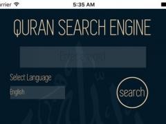 Quran Search Engine 1.1 Screenshot