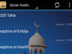 Quran Shqip Audio 1.0 Screenshot