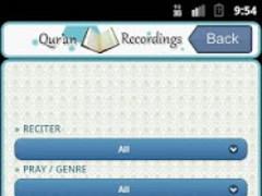 QuranRecordings 1.0.1 Screenshot