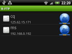 R-FTP 1.1.0 Screenshot