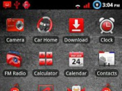 R3Ds CM7 Theme ( Free ) 1.0 Screenshot