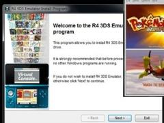 R4 3DS Emulator 1.4 Screenshot