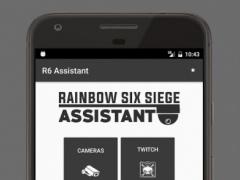 R6 Assistant 1.5.3 Screenshot
