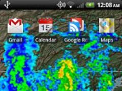 Radar Livepaper Lite  Screenshot