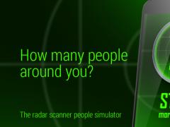 Radar Scanner simulator 1.0 Screenshot