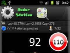 RadarStation 2.0 Screenshot