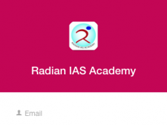 Radian IAS Academy 1.5 Screenshot