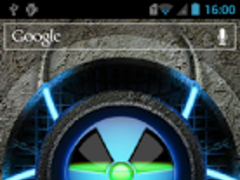 Radiation HD Live Wallpaper 1.0 Screenshot