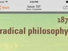 Radical Philosophy 9.0.1 Screenshot