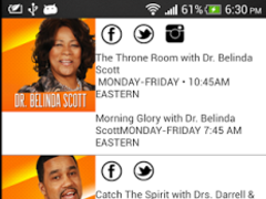 Radio 1000 Christian Radio 10.0 Screenshot