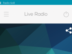 Radio 6o8 1.0 Screenshot