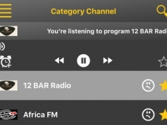 Radio Algeria 1.0.1 Screenshot