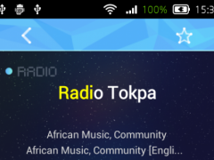 Radio Benin 1.0 Screenshot