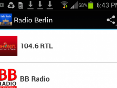 Radio Berlin 2.0 Screenshot