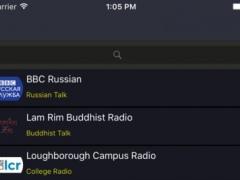 Radio - British Radios FM - Music Player 1.0 Screenshot