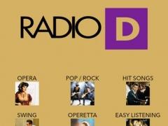 Radio-D 1.0 Screenshot