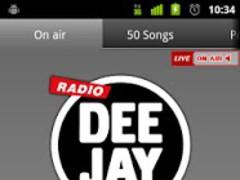 Radio Deejay Live 1.4.5 Screenshot