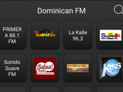 Radio Dominican 1.2.1 Screenshot