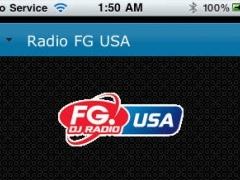 Radio FG USA App 1.0 Screenshot