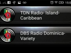 Radio FM Dominica 1.0 Screenshot