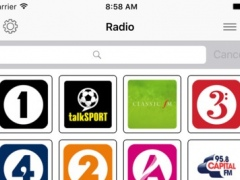 Radio FM England Online Stations 1.1 Screenshot