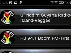 Radio FM Guyana 1.0 Screenshot