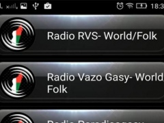 Radio FM Madagascar 1.0 Screenshot