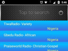 Radio FM Nigeria 1.4 Screenshot