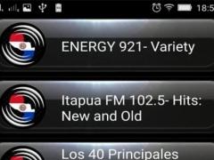Radio FM Paraguay 1.0 Screenshot