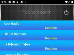 Radio FM Reunion 1.4 Screenshot
