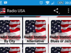 Radio Fm US 1.0 Screenshot