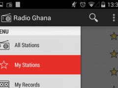 RADIO GHANA PRO 2.1.0 Screenshot
