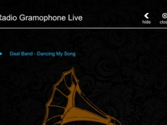 Radio Gramophone 1.0 Screenshot