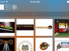 Radio Guyana Pro 1.0 Screenshot