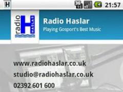 Radio Haslar 2.1 Screenshot