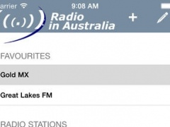 Radio in Australia for iPhone 5.2 Screenshot