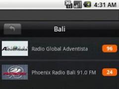 Radio Indonesia 1.4 Screenshot