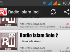 Radio Islam Indonesia 1.1 Screenshot