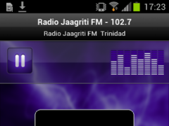 Radio Jaagriti FM - 102.7 4.2.12 Screenshot