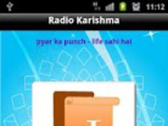 Radio Karishma 1.0 Screenshot